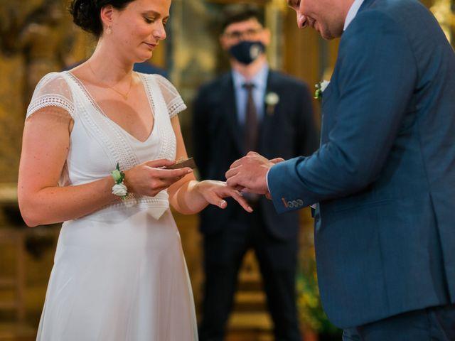 Le mariage de Thomas et Emeline à Saint-Thomas-en-Royans, Drôme 12