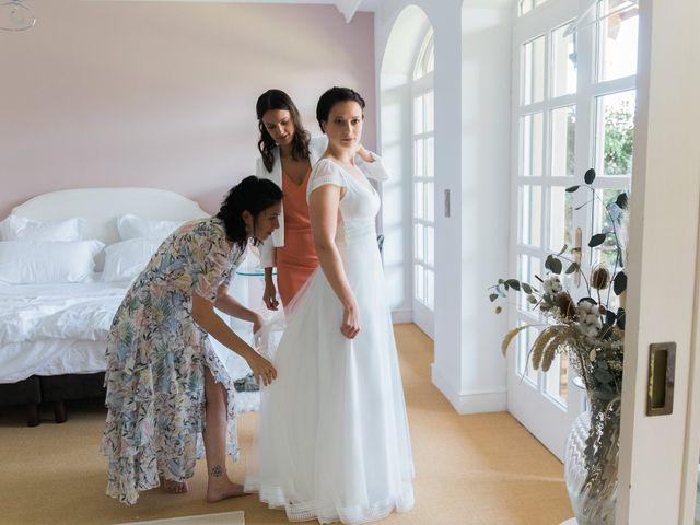 Le mariage de Thomas et Emeline à Saint-Thomas-en-Royans, Drôme 19