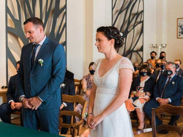 Le mariage de Thomas et Emeline à Saint-Thomas-en-Royans, Drôme 20