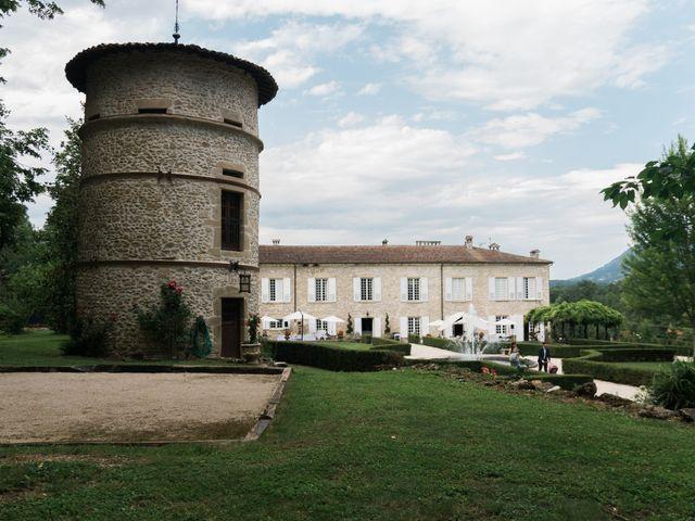 Le mariage de Thomas et Emeline à Saint-Thomas-en-Royans, Drôme 21