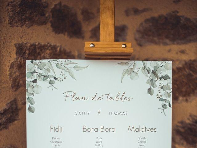 Le mariage de Thomas et Cathy à Fleurie, Rhône 27
