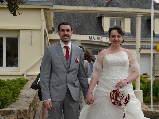 Le mariage de Julie et Freddy