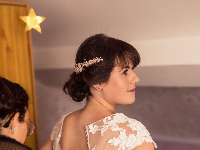 Le mariage de Léo et Amandine à Hénouville, Seine-Maritime 34