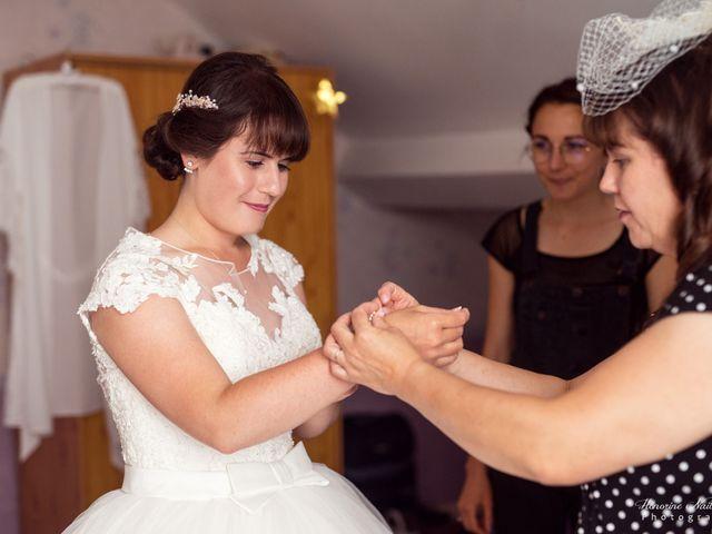 Le mariage de Léo et Amandine à Hénouville, Seine-Maritime 49