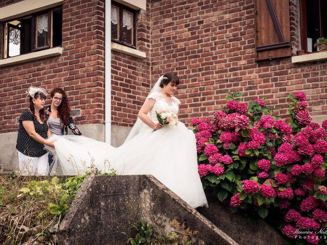 Le mariage de Léo et Amandine à Hénouville, Seine-Maritime 52