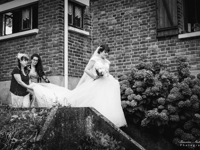 Le mariage de Léo et Amandine à Hénouville, Seine-Maritime 53