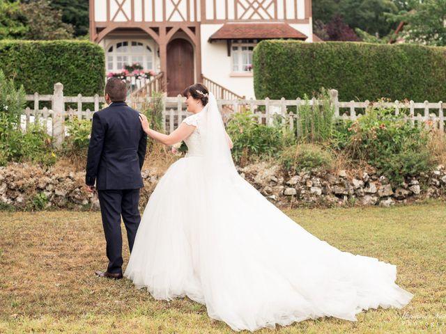 Le mariage de Léo et Amandine à Hénouville, Seine-Maritime 55