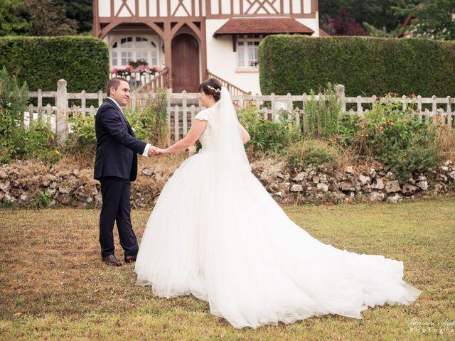 Le mariage de Léo et Amandine à Hénouville, Seine-Maritime 56
