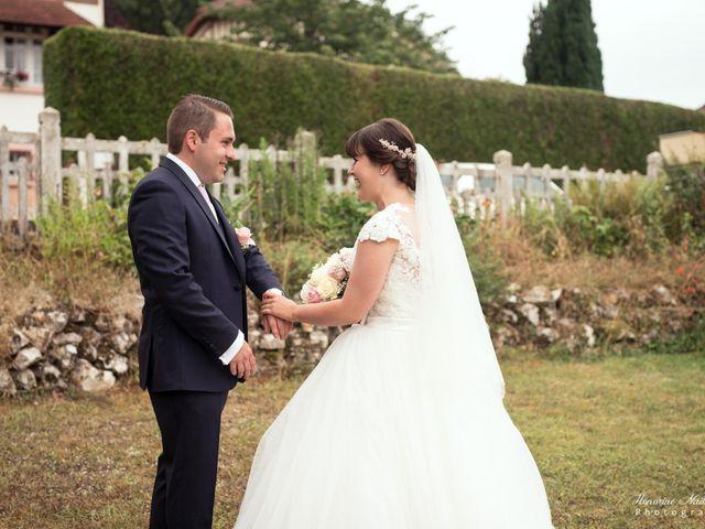Le mariage de Léo et Amandine à Hénouville, Seine-Maritime 57