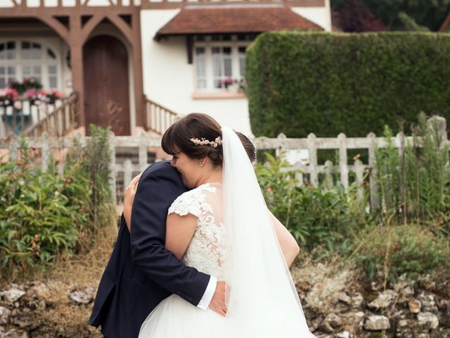 Le mariage de Léo et Amandine à Hénouville, Seine-Maritime 58