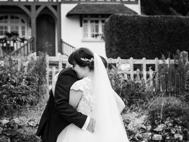 Le mariage de Léo et Amandine à Hénouville, Seine-Maritime 59