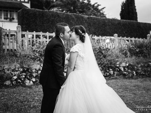 Le mariage de Léo et Amandine à Hénouville, Seine-Maritime 61