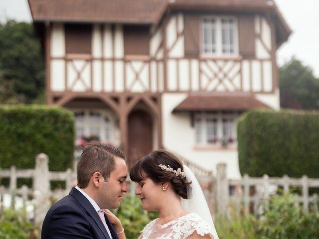 Le mariage de Léo et Amandine à Hénouville, Seine-Maritime 62