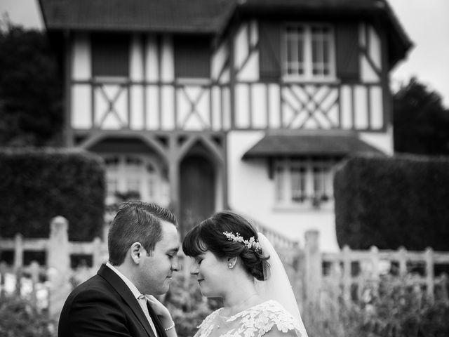 Le mariage de Léo et Amandine à Hénouville, Seine-Maritime 63