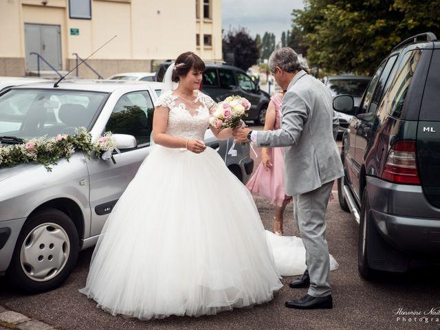 Le mariage de Léo et Amandine à Hénouville, Seine-Maritime 78