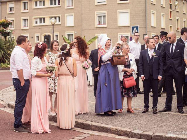 Le mariage de Léo et Amandine à Hénouville, Seine-Maritime 80