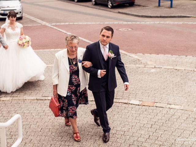 Le mariage de Léo et Amandine à Hénouville, Seine-Maritime 85