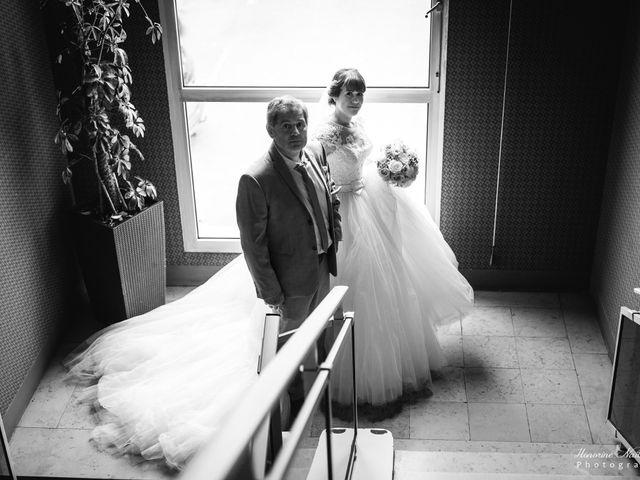 Le mariage de Léo et Amandine à Hénouville, Seine-Maritime 88