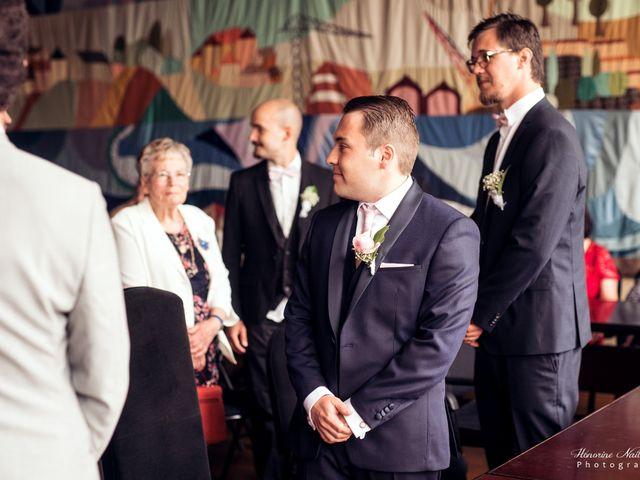 Le mariage de Léo et Amandine à Hénouville, Seine-Maritime 89