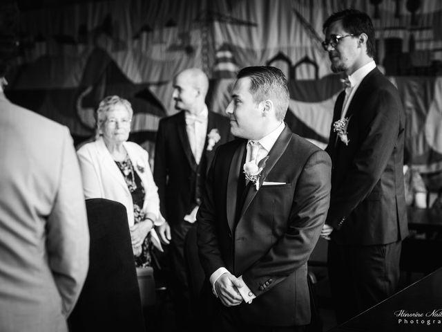 Le mariage de Léo et Amandine à Hénouville, Seine-Maritime 90