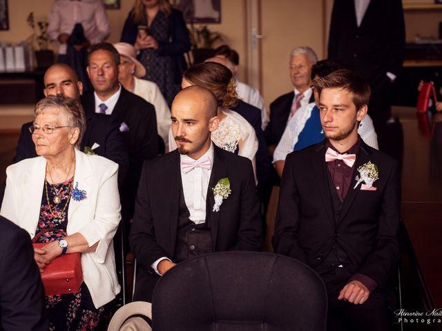 Le mariage de Léo et Amandine à Hénouville, Seine-Maritime 94