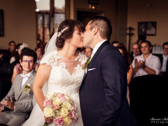 Le mariage de Léo et Amandine à Hénouville, Seine-Maritime 96