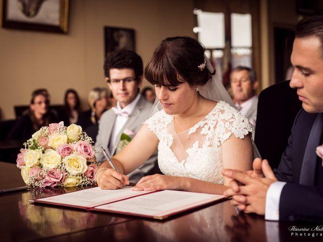 Le mariage de Léo et Amandine à Hénouville, Seine-Maritime 101