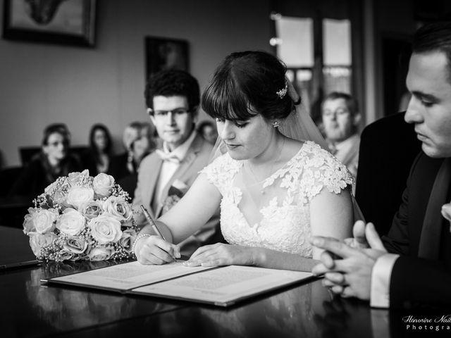 Le mariage de Léo et Amandine à Hénouville, Seine-Maritime 102