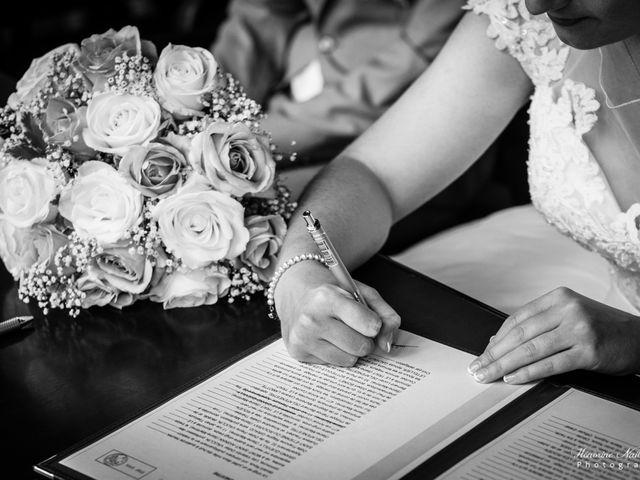 Le mariage de Léo et Amandine à Hénouville, Seine-Maritime 104