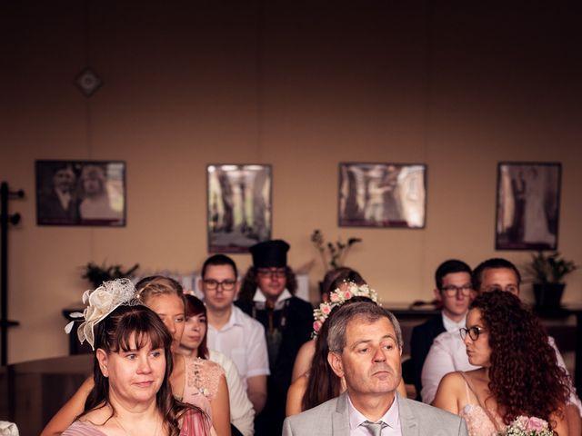 Le mariage de Léo et Amandine à Hénouville, Seine-Maritime 109