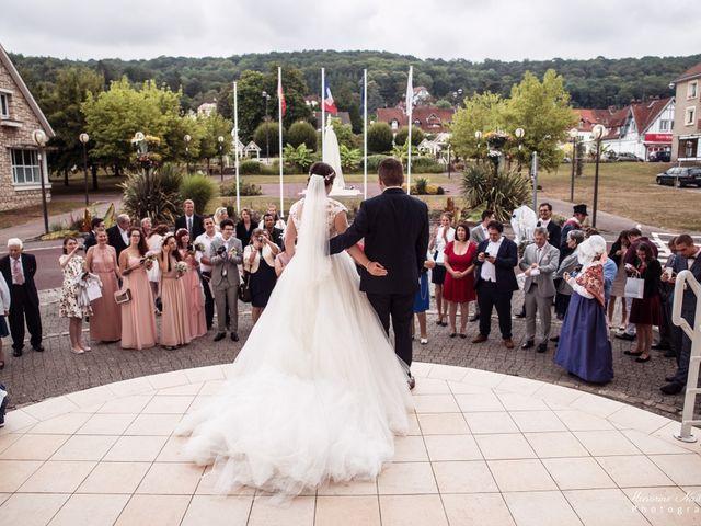 Le mariage de Léo et Amandine à Hénouville, Seine-Maritime 115