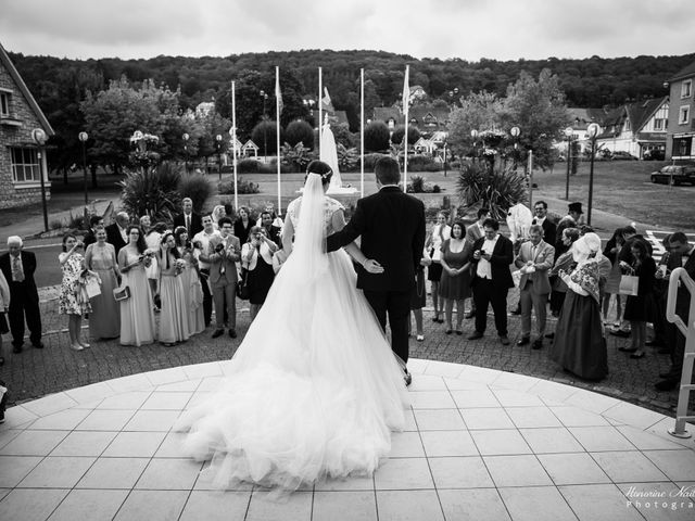 Le mariage de Léo et Amandine à Hénouville, Seine-Maritime 116