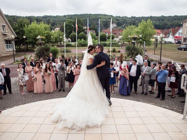 Le mariage de Léo et Amandine à Hénouville, Seine-Maritime 117