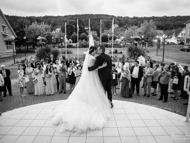 Le mariage de Léo et Amandine à Hénouville, Seine-Maritime 118