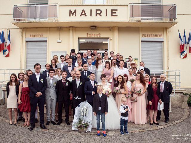 Le mariage de Léo et Amandine à Hénouville, Seine-Maritime 119
