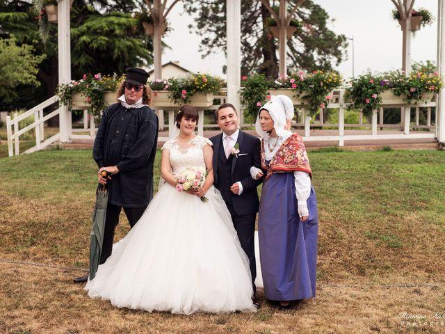 Le mariage de Léo et Amandine à Hénouville, Seine-Maritime 127