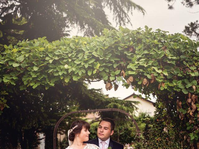 Le mariage de Léo et Amandine à Hénouville, Seine-Maritime 131