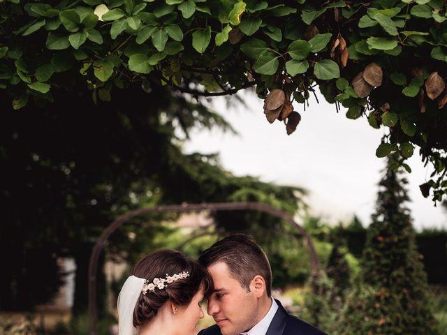 Le mariage de Léo et Amandine à Hénouville, Seine-Maritime 132