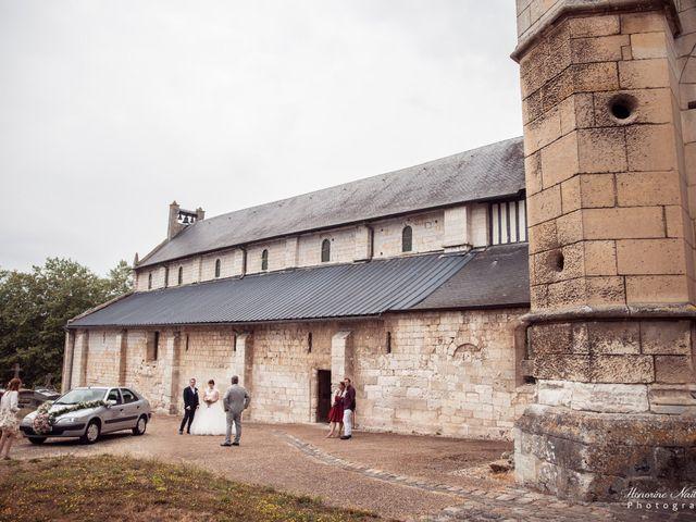 Le mariage de Léo et Amandine à Hénouville, Seine-Maritime 142