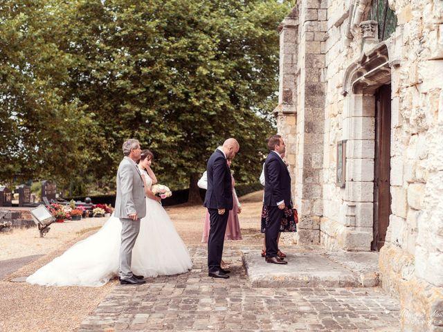 Le mariage de Léo et Amandine à Hénouville, Seine-Maritime 147