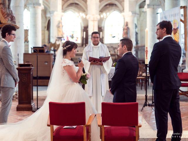 Le mariage de Léo et Amandine à Hénouville, Seine-Maritime 162