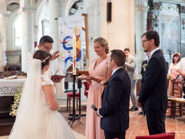 Le mariage de Léo et Amandine à Hénouville, Seine-Maritime 163