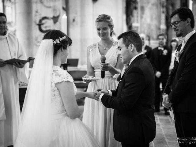 Le mariage de Léo et Amandine à Hénouville, Seine-Maritime 166