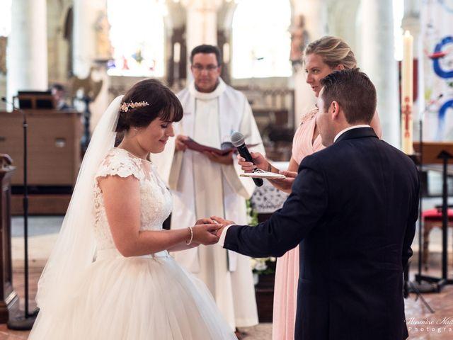 Le mariage de Léo et Amandine à Hénouville, Seine-Maritime 167