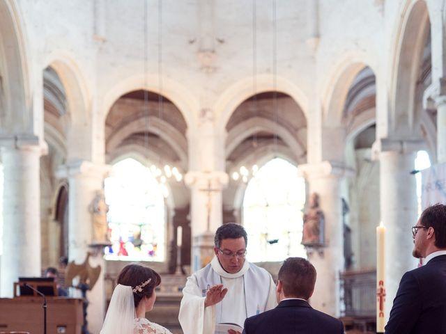 Le mariage de Léo et Amandine à Hénouville, Seine-Maritime 170