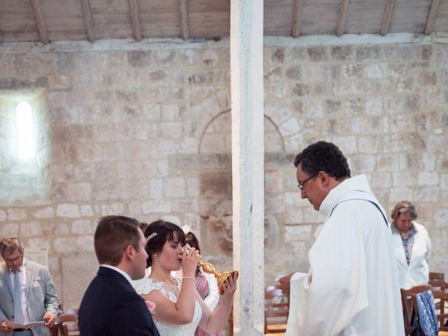 Le mariage de Léo et Amandine à Hénouville, Seine-Maritime 176
