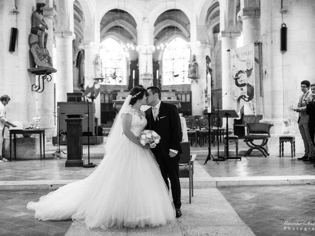 Le mariage de Léo et Amandine à Hénouville, Seine-Maritime 179