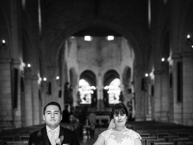 Le mariage de Léo et Amandine à Hénouville, Seine-Maritime 190