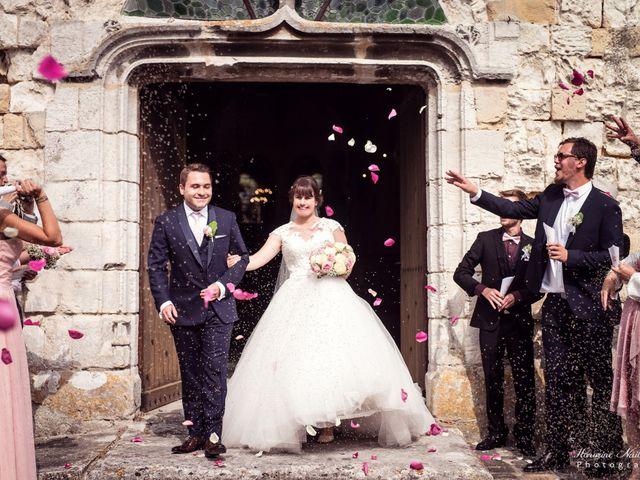Le mariage de Léo et Amandine à Hénouville, Seine-Maritime 192