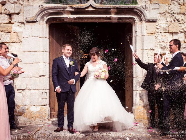 Le mariage de Léo et Amandine à Hénouville, Seine-Maritime 193